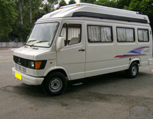 Luxury Coach hire India, Coach rental bookings, book Tempo Traveler Online | Hire Taxi India